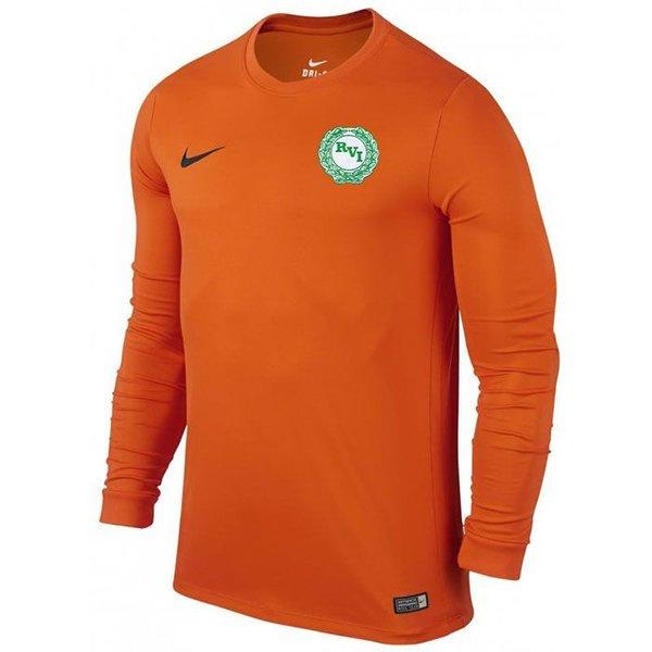 ruds vedby if - målmandstrøje orange - fodboldtrøjer