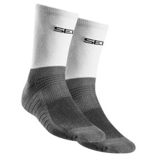Sells ankel sokker har en polstret sål, som giver dog ekstra komfort.