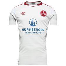 f.c. nürnberg udebanetrøje 2017/18 børn - fodboldtrøjer