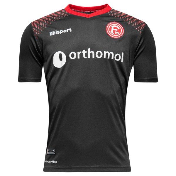 fortuna düsseldorf 3. trøje 2017/18 - fodboldtrøjer