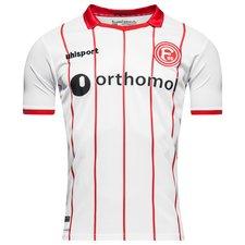 fortuna düsseldorf hjemmebanetrøje 2017/18 - fodboldtrøjer