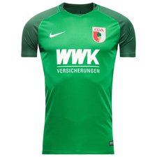 fc augsburg away shirt 2017/18 - football shirts