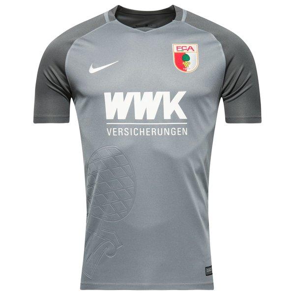fc augsburg 3. trøje 2017/18 - fodboldtrøjer