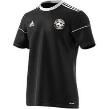 gentofte fodbold akademi - udebanetrøje sort børn - fodboldtrøjer