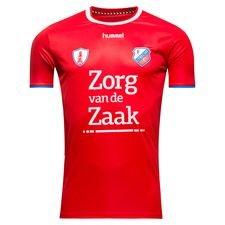 F.C. Utrecht hjemmebanetrøje som spillerne bærer i sæsonen 2017/18.