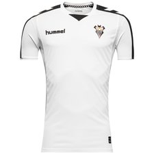 Image of   Albacete Balompie Hjemmebanetrøje 2017/18