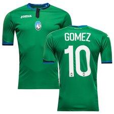 atalanta 3. trøje 2017/18 gomez 10 - fodboldtrøjer