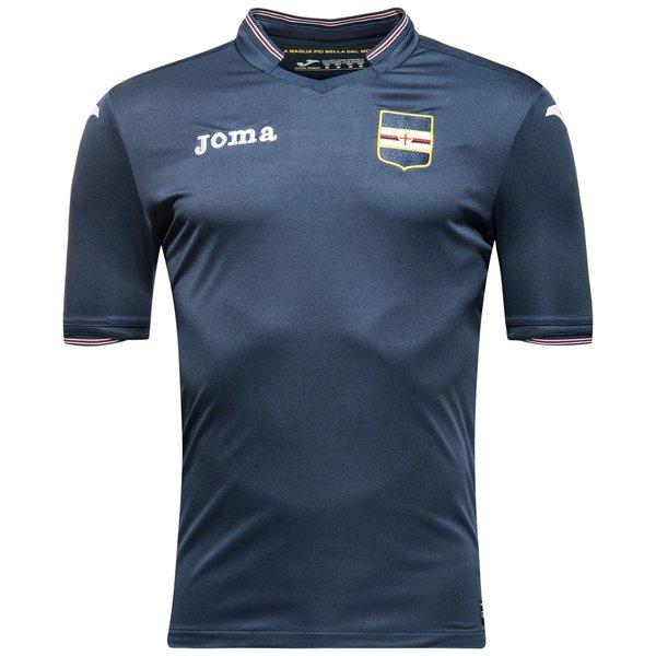 sampdoria genua 3. trikot 2017/18 - fußballtrikots