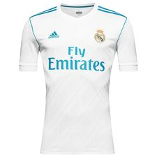 real madrid home shirt 2017/18 kids - football shirts
