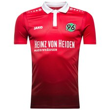 hannover 96 home shirt 2017/18 kids - football shirts