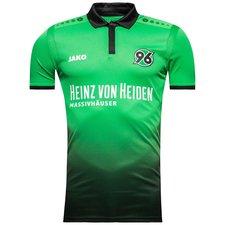 Hannover 96 udebanetrøje, som klubben skal bære i 2017/18 sæsonen.