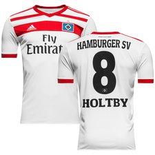 hamburger sv heimtrikot 2017/18 holtby 8 - fußballtrikots