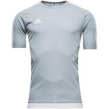 adidas estro 15 - grå/hvid - fodboldtrøjer