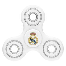 Real Madrid Fidget Spinner - Vit