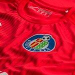 getafe udebanetrøje 2017/18 - fodboldtrøjer