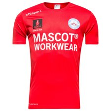 silkeborg if home shirt 2017/18 - football shirts