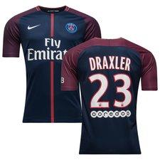 Paris Saint Germain Hjemmebanetrøje DRAXLER 23