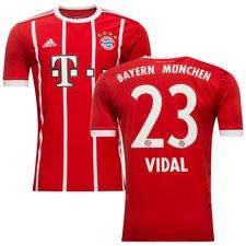 Bayern München Hjemmebanetrøje VIDAL 23