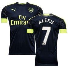 Arsenal 3. Trøje 2016/17 ALEXIS 7