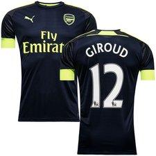 Arsenal 3. Trøje 2016/17 GIROUD 12