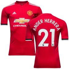 Manchester United Hjemmebanetrøje ANDER HERRERA 21