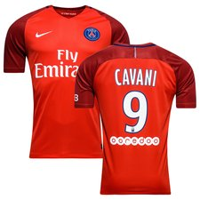 Paris Saint Germain Udebanetrøje 2016/17 CAVANI 9
