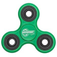 unisportlife fidget spinner - grøn - merchandise