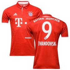 Bayern München Hjemmebanetrøje 2016/17 LEWANDOWSKI 9