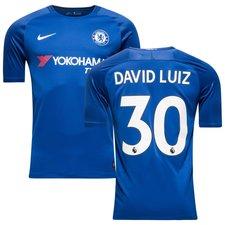 Chelsea Hjemmebanetrøje DAVID LUIZ 30