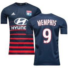 Lyon Udebanetrøje MEMPHIS 9