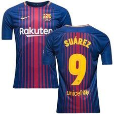 Barcelona Hjemmebanetrøje SUAREZ 9