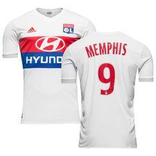 Lyon Hjemmebanetrøje MEMPHIS 9