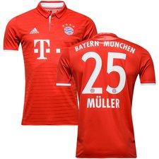 Bayern München Hjemmebanetrøje 2016/17 MÜLLER 25