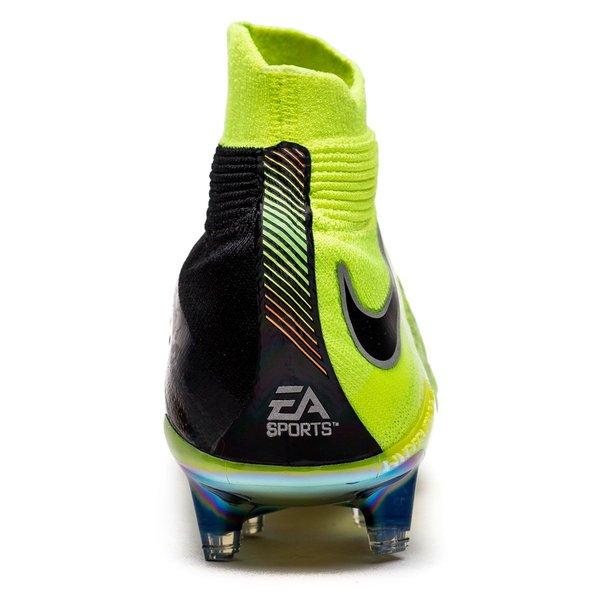 reputable site cd55a ed74d Nike x EA SPORTS Hypervenom Phantom 3 DF FG - Volt/Black ...
