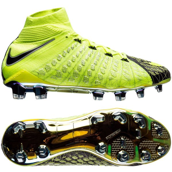 1a453b5f25f5 Nike x EA SPORTS Hypervenom Phantom 3 DF FG - Volt/Black/Total ...