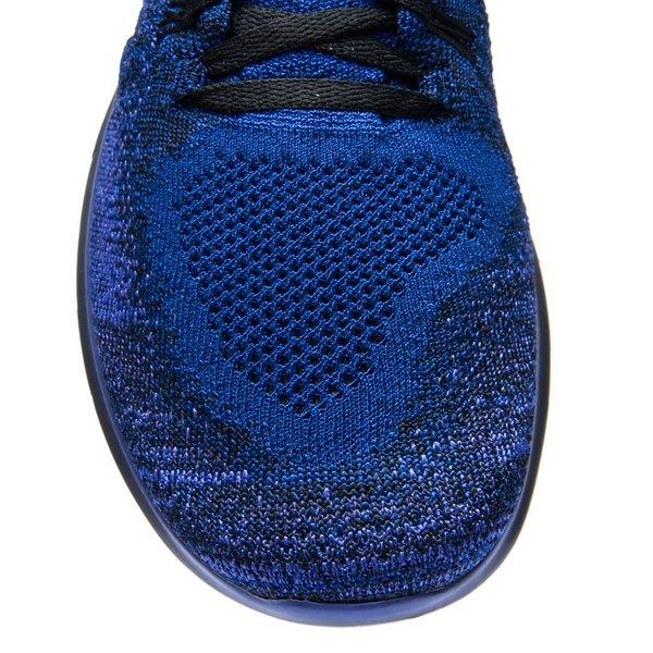 best service 4cb84 ba023 Nike Free RN Flyknit 2017 - Deep Royal Blue/Black/Persian ...