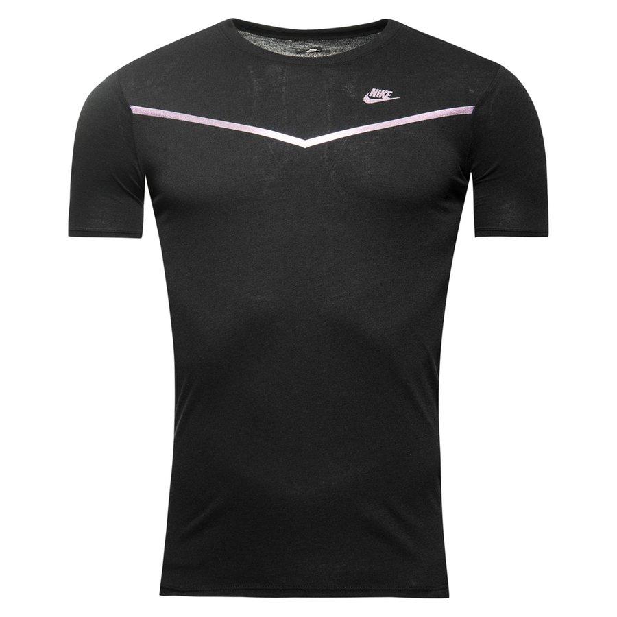 Nike T-Shirt NSW Futura - Black Kids   www.unisportstore.com