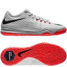 Nike HypervenomX Finale II IC Aurora - Grijs/Zwart/Rood LIMITED EDITION