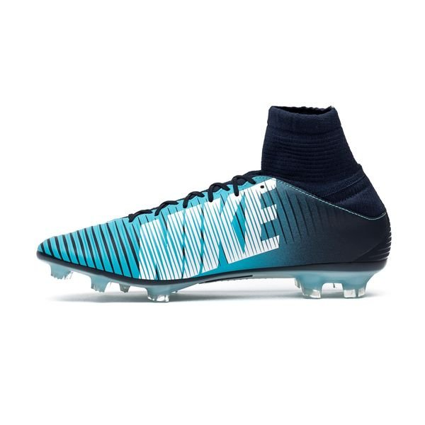 latest discount hot sale online best website Nike Mercurial Veloce III DF FG Ice - Obsidian/White/Gamma Blue