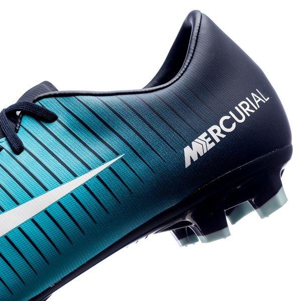 Nike Mercurial Victory VI FG Ice NavyWeißBlau