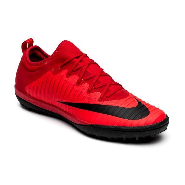 save off 11243 d682a Nike MercurialX Finale II TF Fire - Röd Svart
