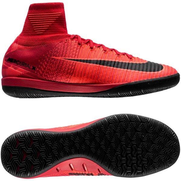 Nike MercurialX Proximo II Nike MercurialX Proximo II DF IC Fire - University Red/Black   www ...