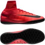 Nike MercurialX Proximo II DF IC Fire - Rouge/Noir