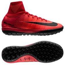Nike MercurialX Proximo II DF TF Fire - Rood/Zwart