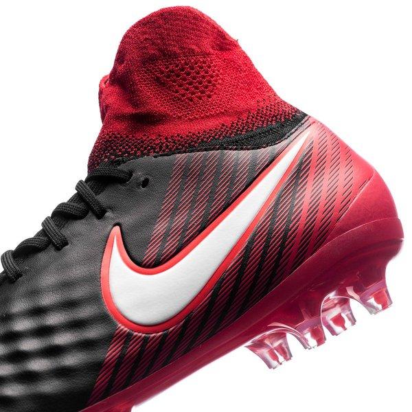 Nike Commandes Magista Feu Ii Df Fg - Noir / Blanc / Rouge WeaGc8wcQ