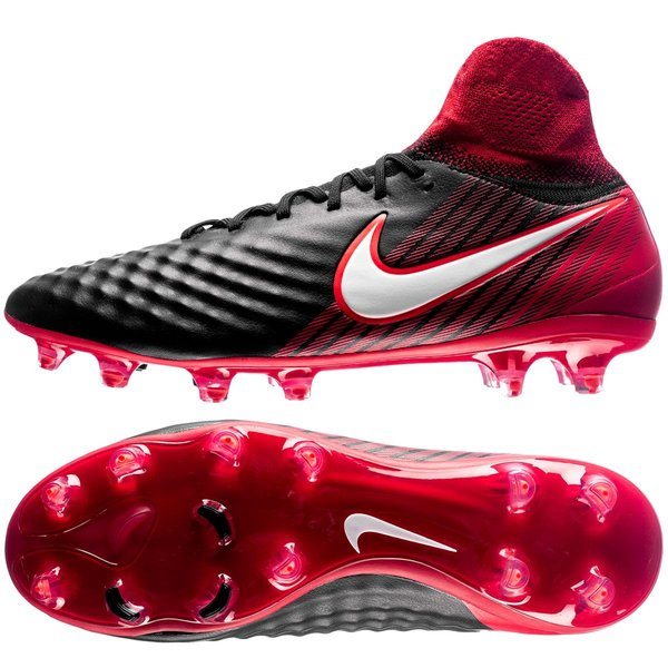 aef6aa501f31 170.00 EUR. Price is incl. 19% VAT. -60%. Nike Magista Orden II DF FG Fire  - Black White University Red