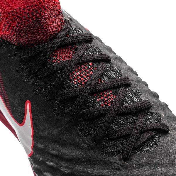 Nike Magistax Proximo Ii Feu Df Ic - Enfants Noir / Blanc / Rouge GcAmq