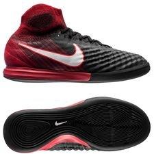 Nike MagistaX Proximo II DF IC Fire - Zwart/Wit/Rood Kinderen