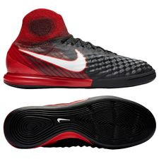 Nike MagistaX Proximo II DF IC Fire - Zwart/Wit/Rood PRE-ORDER