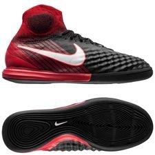 Nike MagistaX Proximo II DF IC Fire - Zwart/Wit/Rood